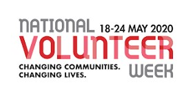 Volunteer week logo